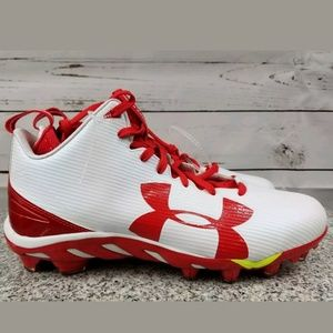 Under Armour Men Size 12 Spine Football Cleats